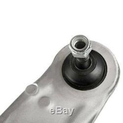 2x Bras + 2x Palier de Suspension Support avant Bas à gauche Pour BMW E46 E85 Z4