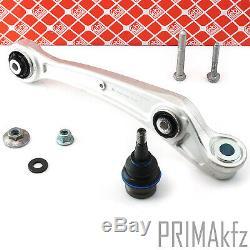 2x Febi BILSTEIN Bras Suspension de Roue Kit Pro avant Audi A4 A5 B8 A6 C7 A7 Q5