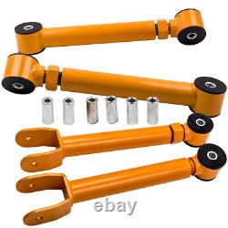 4pcs Adjustable Control Arms Fit For Jeep Wrangler TJ Grand Cherokee ZJ