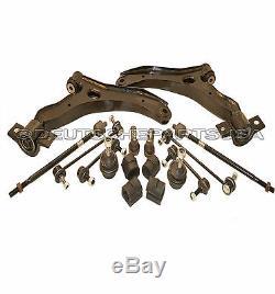 Avant Bras de Contrôle Bras Rotule Joints pour Ford Transit Kit Suspension 16