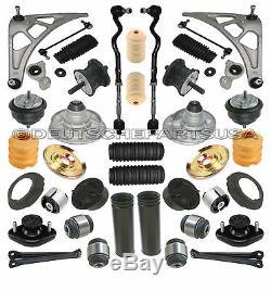 Avant Contrôle Bras Rotules Moteur Support BMW E46 M3 Kit Suspension 40