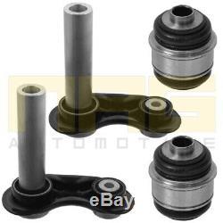 Bmw E38 E39 E53 E60 E61 E65 Kit Triangle Bras De Suspension Silent Bloc Arrière