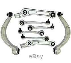 Bras De Suspension Triangle Contrôle kit Supérieur Et Inférieur pour Audi A4 A5