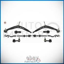Bras Pour BMW 3 E36 Kit Avant Avec HPS'Accouplement & Têtes de Rotule Direction