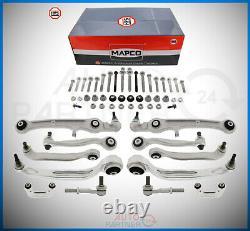 Bras de Commande pour Audi A6 4F + Quattro Kit Avant MAPCO HPS Renforcé Avant