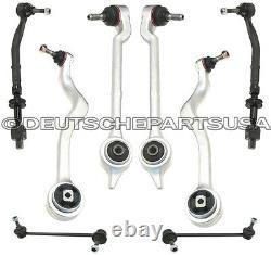 Contrôle Bras Balle Joint Cravate Canne Pour BMW E39 Avant Suspension Kit 8 PC