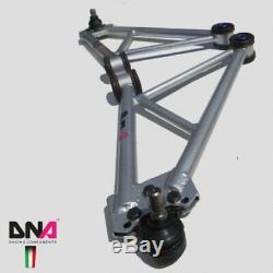 Dna Course Suspension avant Kit Bras pour Fiat 500 Nous Abarth Modèles PC0453
