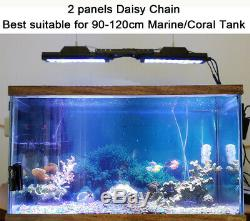 Éclairage D'eau De Mer Avec Contrôle récifal SPS réglage heure rampe led 120cm