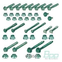 Jeu Kit Barre Oscilante 14 Pièces+ Rotule+bras Suspension+kit Montage Audi A4