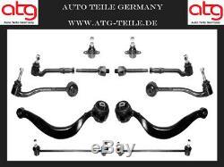 Jeu de Bras Oscillants Kit Suspension Roue D'Essieux BMW X5 E53 Guidon