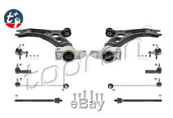 KIT Bras suspension VW GOLF V VI PLUS AUDI A3 SUPERB OCTAVIA REF1K0 498 KIT01