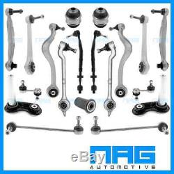 KIT TRIANGLE BRAS DE SUSPENSION AV/AR POUR BMW SERIE 5 E39 520d 525d 525tds 530d