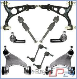 Kit Bras + Rotule De Suspension Direction + Biellette Avant Alfa Romeo 147 156