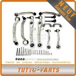 Kit Bras Suspension Av Audi A6 4F0407693BS3 4F0419811DS3 4F0407694S3 4F0407151