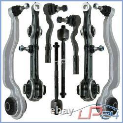 Kit Bras Suspension+rotule Direction+axiale Av Mercedes Benz Classe E W211 S211
