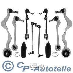 Kit Bras de Suspension 10 Pièces devant en Haut en Bas BMW 3 E90 E91 E92 E93