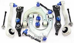 Kit Bras de Suspension Avant 12-TEILIG Oscillant Rotule Direction MB W211