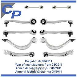 Kit Bras de Suspension Avant Audi A4 8K2 8K5 8KH depuis 08/2011 Gauche Droite