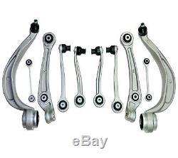Kit Bras de Suspension Bras & Stabilisateur Liens Pour Audi A4 A5 A6 A7 Q5