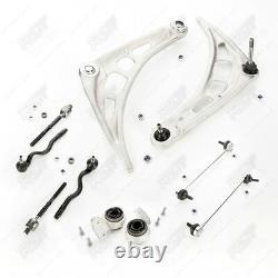 Kit Bras de Suspension Entreposage Roue Set Complet Avant LR Pour BMW 3er E46