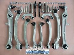 Kit Bras de Suspension Rep Essieu avant Audi A6 Toute 4FH à partir L'Année 2004