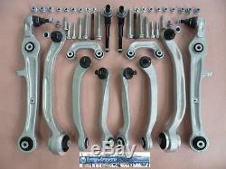 Kit Bras de Suspension Taux Répétition Essieu Avant Audi A6 Toute 4FH À Année