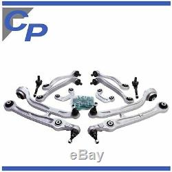 Kit Bras de Suspension avant Audi A6 4F2 4FH 4F5 Gauche Droite 12 Pièces +
