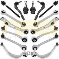 Kit Triangle Bras De Suspension Avant 16 Pcs Audi A4 8k B8 A5 8t3 8ta 8f7 Q5 8r