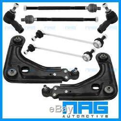 Kit Triangle Bras De Suspension + Rotules + Biellettes 8 Pieces Ford Ka 96-08