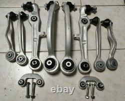 Kit bras de suspension 10 pièces AUDI A4 B6B7