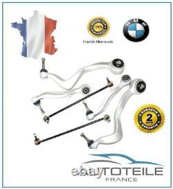 Kit bras de suspension avant 6 pièces BMW SERIE 7 (E65, E66) de 11/2001 à 10/2008