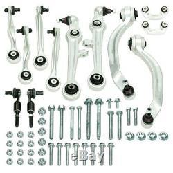 Kit bras de suspension avant stabilisatrice 14 pièces pour Audi A4 B5 A6 C5