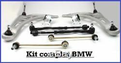 Kit bras suspension Bmw Serie 3 E46 + rotule