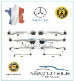 Kit de bras de suspension avant 10 pièces Mercedes CLASSE C Coupé (C204)