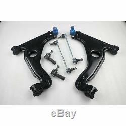 Kits bras de suspension inférieurs avant pour OPEL VECTRA B 6pcs