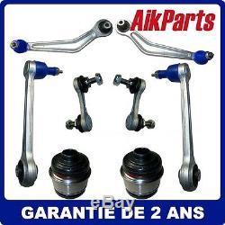 Kits de Bras de Suspension Arrière Comprend 8pcs Pour BMW 5-ER E39 520-540