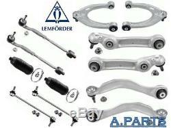 Lemförder Kit Bras de Suspension 12TLG Complet Essieu BMW 5er F10 F11/6er F13