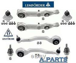 Lemförder Kit de Réparation Bras Oscillant Rotule Suspension 8 Pièces Mercedes