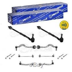 MEYLE HD Kit Bras de Suspension avant 8 Pièces BMW 5 E60+E61 Renforcé