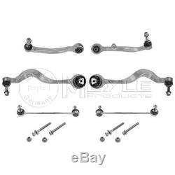 MEYLE HD Kit Bras de Suspension avant Renforcé 6 Pièces BMW 5er E60 + Touring