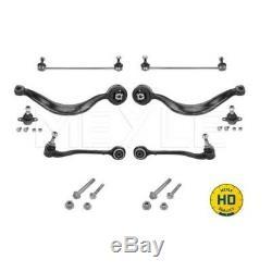 MEYLE HD Kit Bras de Suspension avant Renforcé 8 Pièces BMW X5