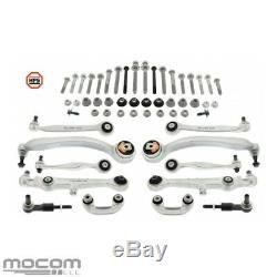 Mapco HPS Kit Bras de Suspension 52-TLG Renforcé pour Audi A4 A6 Allroad