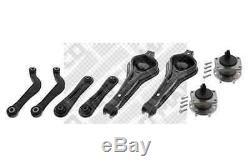 Mapco Kit Bras de Suspension + Roulement Roue Arrière 53615/1 pour Ford Mondeo