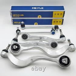 Maxgear Kit Bras de Suspension + Meyle HD' Accouplement Avant 6 Pièces BMW 5er