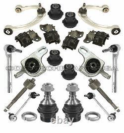 Mercedes W164 Avant Contrôle Bras Balle Joints Bagues Support Suspension Kit 20