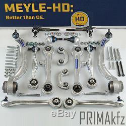 Meyle 116 050 0083/HD Renforcé Kit Bras de Suspension Avant Audi A4 B6 8E2 8E5