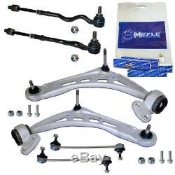 Meyle HD Kit Bras de Suspension + 2x Barres D'Accouplement + 2 BMW 3 Série E46