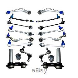 Nouveau Kit Bras de Suspension inclut 18pcs Pour BMW 525i 528i 530i E39