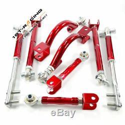 Pour 95-98 Nissan 240SX S14 S14 Rear cambrure Kit bras de contrôle inférieur