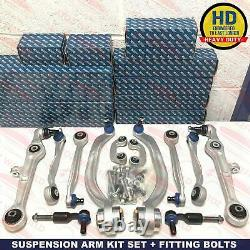 Pour Audi A4 S4 RS4 B6 B7 4.2 Suspension Avant Triangle Bras de Kit Biellettes